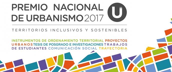 Premio Nacional de Urbanismo 2017
